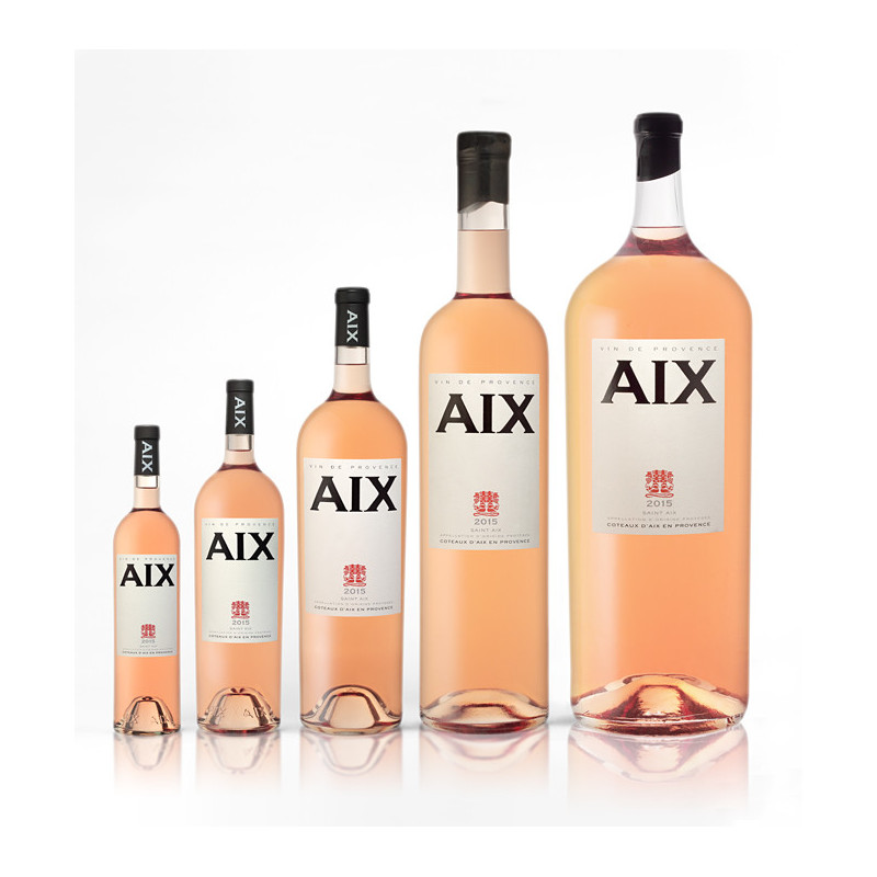 2019 AIX Coteaux d.AIx Provence, 0,75l, Provence